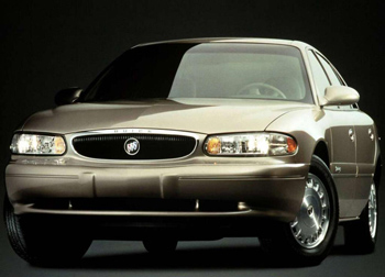Buick Century Review