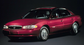 Buick Century Test Drive