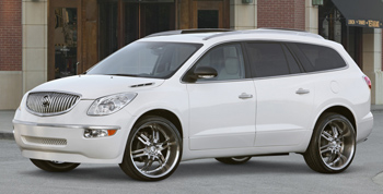 Buick Enclave Overview