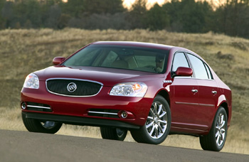 Buick Lucerne Review