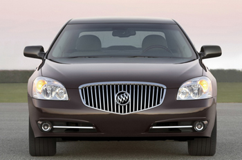 Buick Lucerne Test Drive