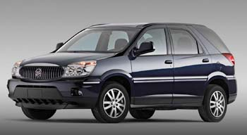 Buick Rendezvous Review