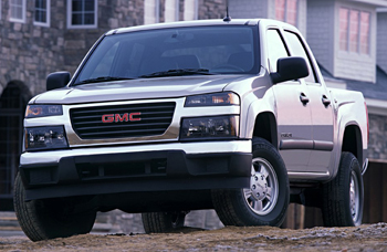 GMC Canyon Test Drive
