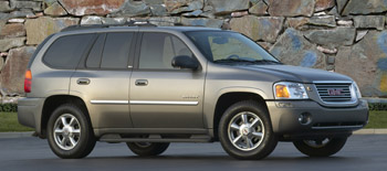 GMC Envoy Overview