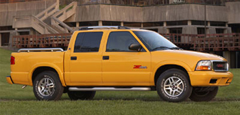 GMC Sonoma Overview