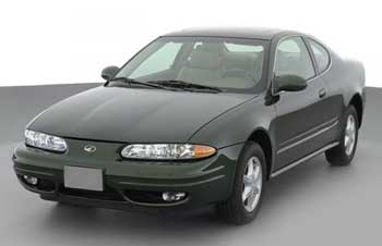 Oldsmobile Alero Review