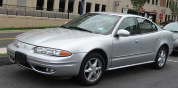 Oldsmobile Alero Test Drive