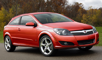 Saturn Astra Review