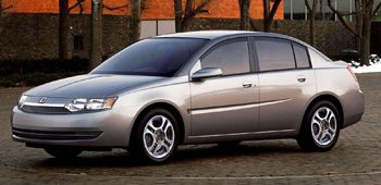 Saturn Ion Test Drive