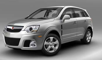 Saturn Vue Overview