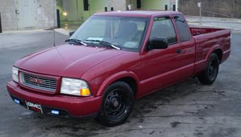 Gmc Sonoma Test Drive
